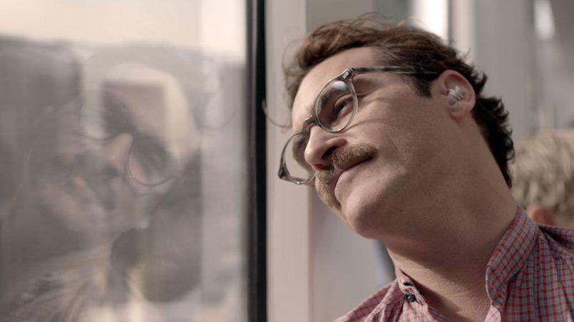 Kadr z filmu Ona, reż. Spike Jonze, 2013.