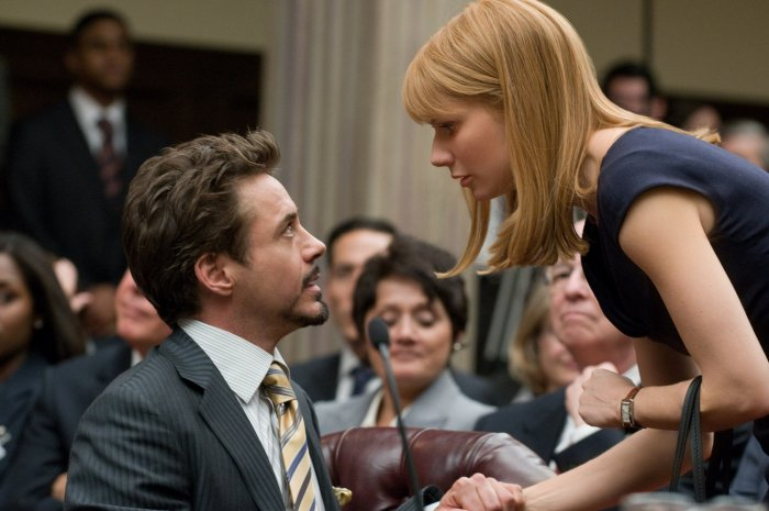 "Po prostu perfekcja. Kadr zfilmu ""Iron Man 2"", reż. Jon Favreau, 2010."