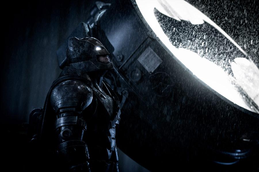 """Kadr zfilmu """"Batman vs Superman: Świt sprawiedliwości"""", reż. Zack Snyder, 2016."""