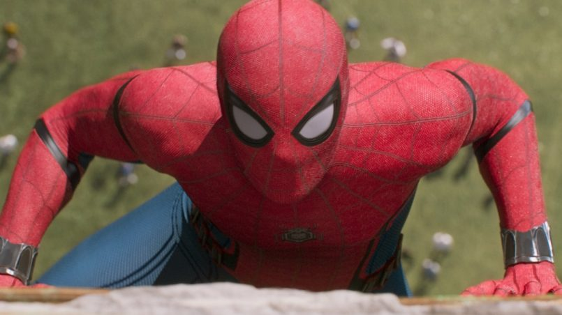 Kadr z filmu Spider-Man: Homecoming, reż. Jon Watts, 2017.