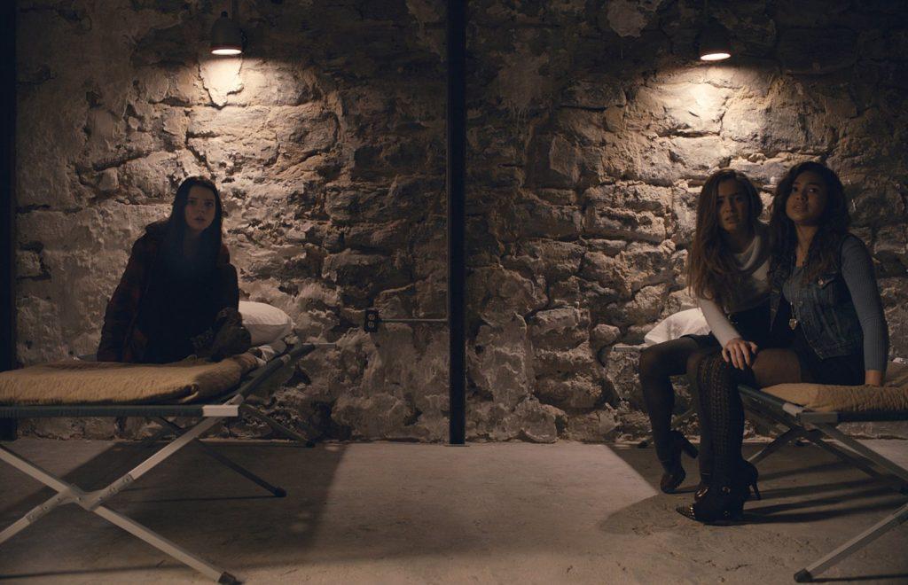 Kadr zfilmu <em>Split</em>, reż. M. Night Shyamalan, 2016.