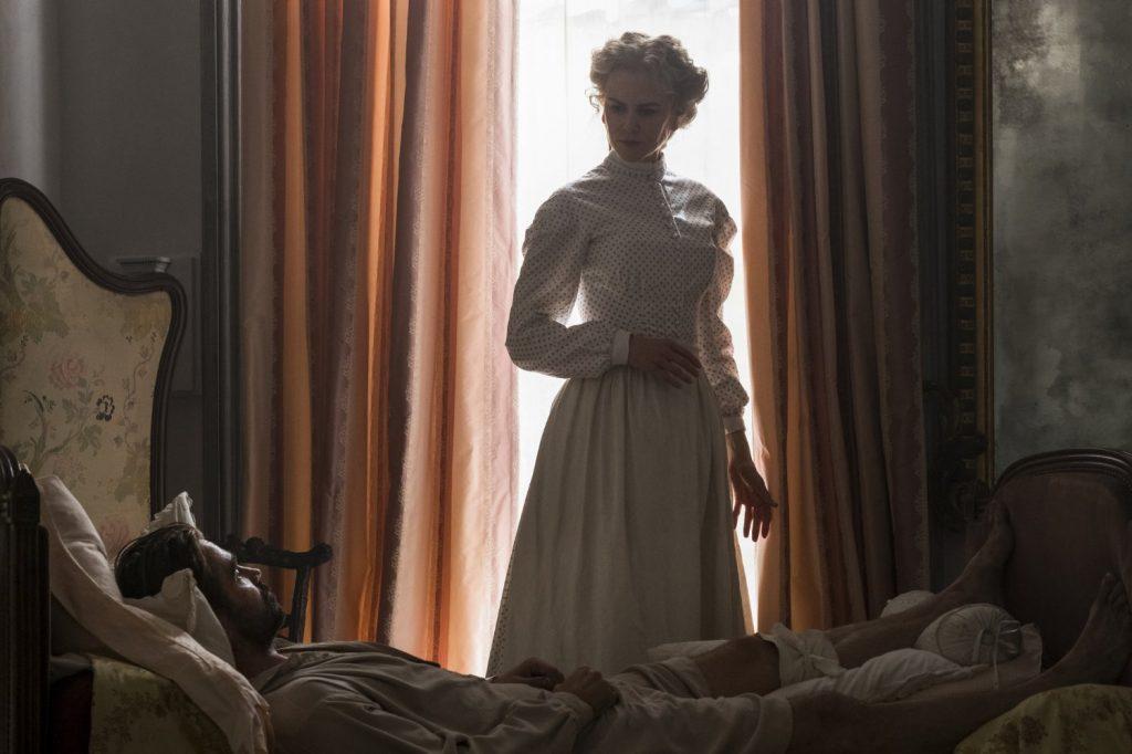 Kadr zfilmu <em>Na pokuszenie</em>, reż. Sofia Coppola, 2017.