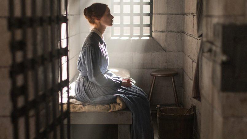 Kadr z serialu Grace i Grace, 2017.