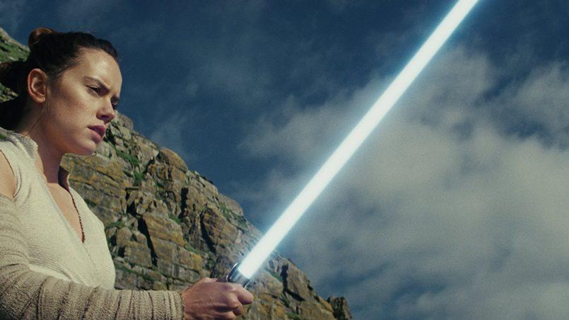 Kadr z filmu Gwiezdne Wojny: Ostatni Jedi, reż. Rian Johnson, 2017.