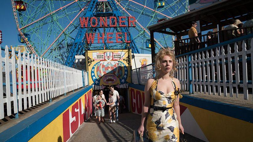Kadr z filmu Wonder Wheel, reż. Woody Allen, 2017.