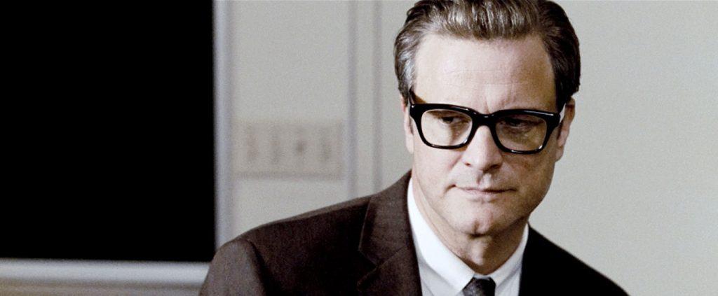 Kadr zfilmu <em>Samotny mężczyzna</em>, reż. Tom Ford, 2009.