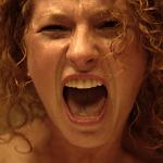 Kadr z filmu Atak paniki, reż. Paweł Maślona, 2017.