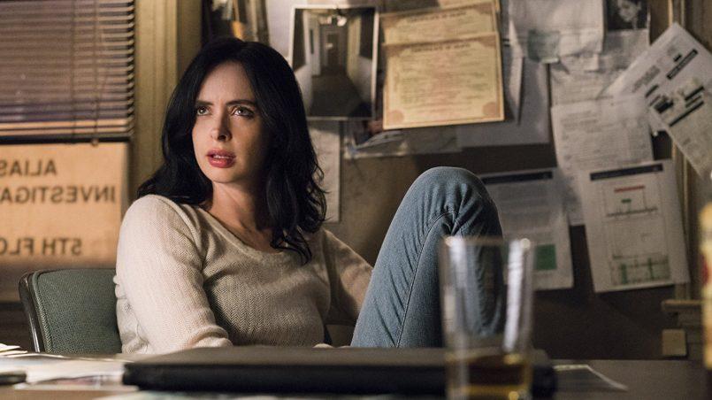 Kadr z serialu Jessica Jones, 2018.