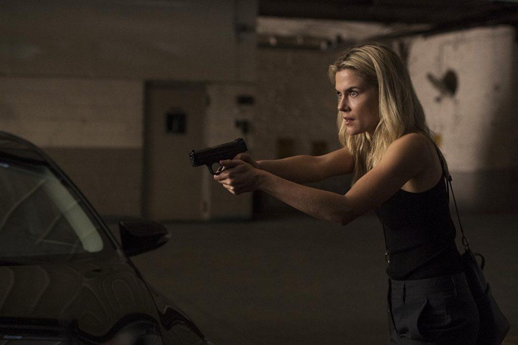 Kadr zserialu Jessica Jones, 2018.
