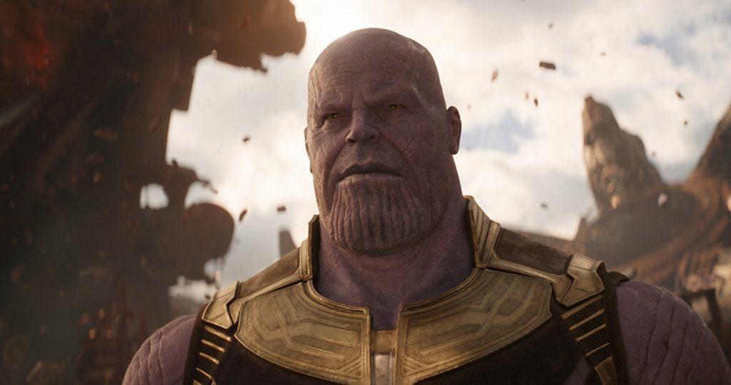 Kadr zAvengers: Infinity War, reż. A. iJ. Russo, 2018.