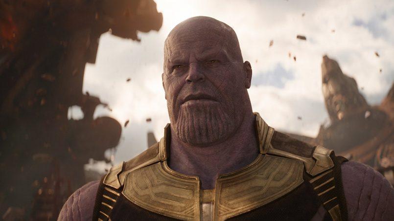Kadr z Avengers: Infinity War, reż. A. i J. Russo, 2018.