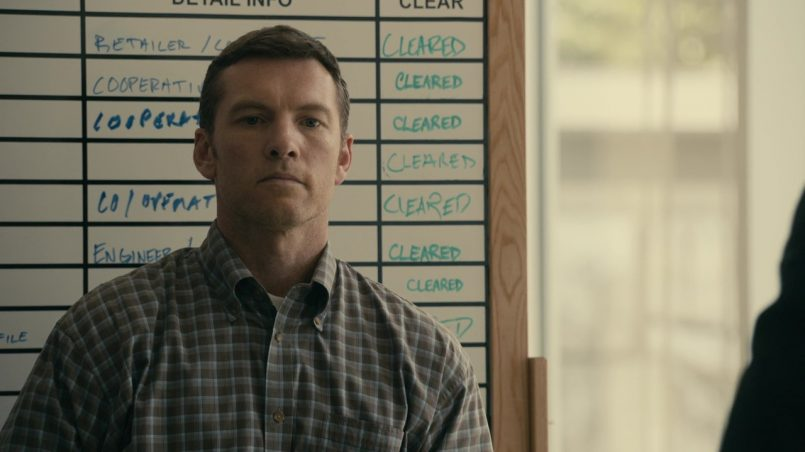Kadr z serialu Manhunt: Unabomber, 2018.