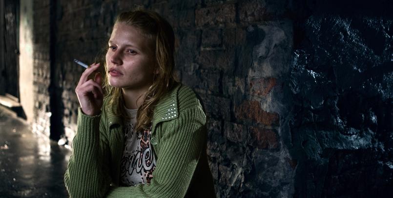 Kadr z filmu Niewidzialne, reż. Paweł Sala, 2017.