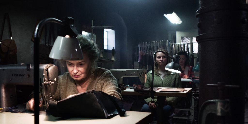 Kadr zfilmu Niewidzialne, reż. Paweł Sala, 2017.