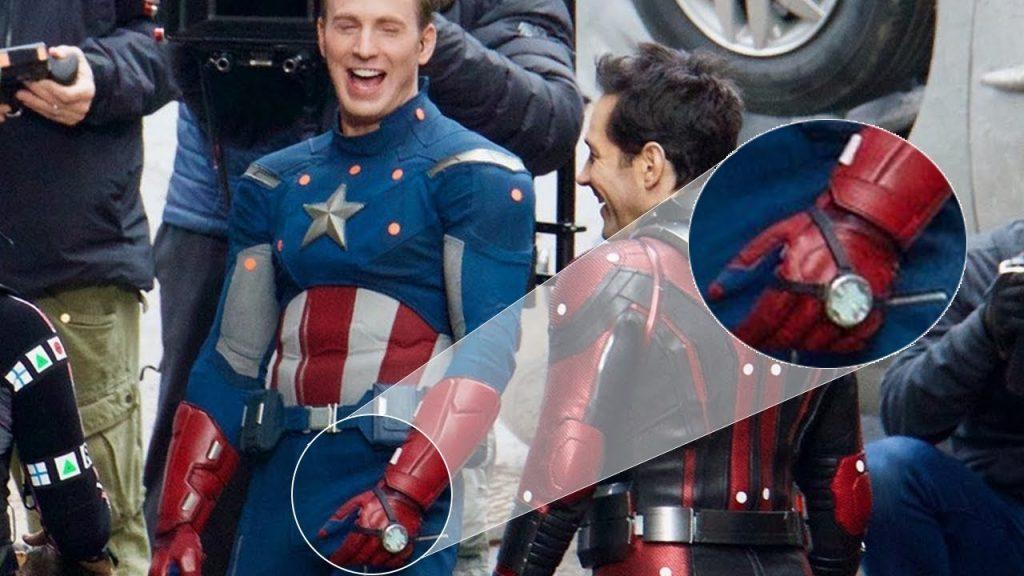 Zdjęcia zplanu <em>Avengers 4</em>.