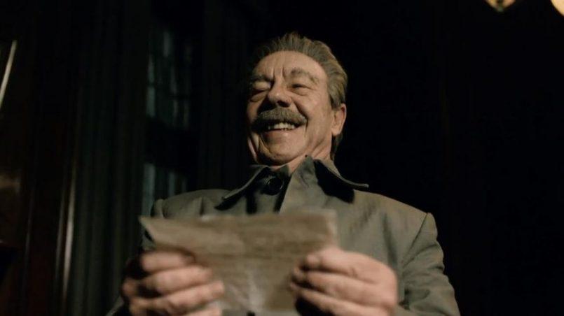 Kadr z filmu Śmierć Stalina, reż. Armando Iannucci, 2017.