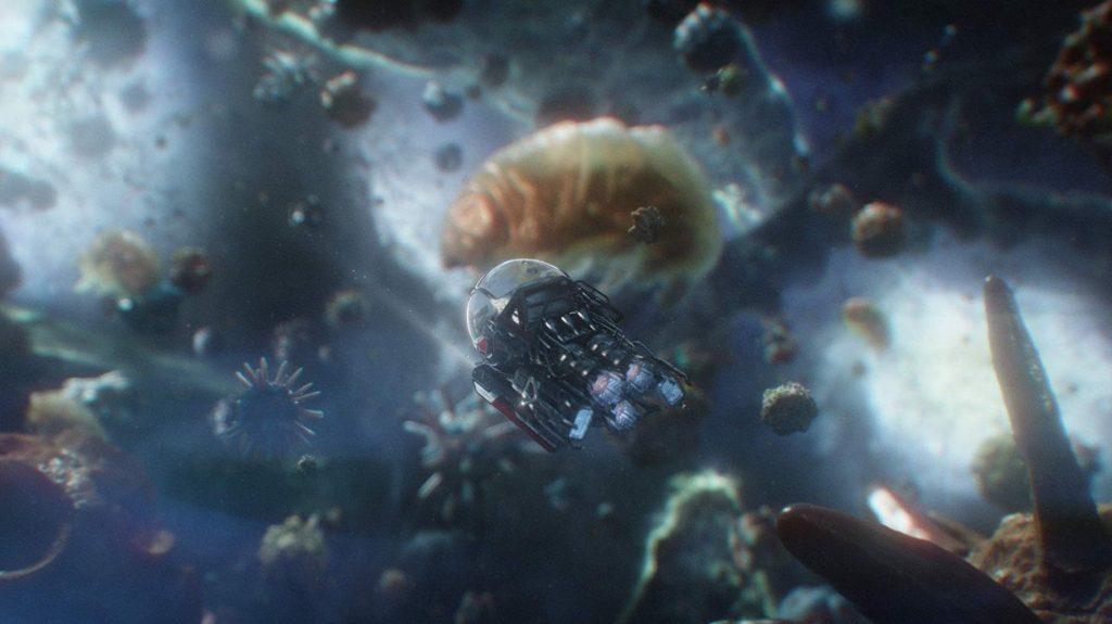 Kadr zfilmu <em>Ant-Man iOsa</em>, reż. Peyton Reed, 2018.