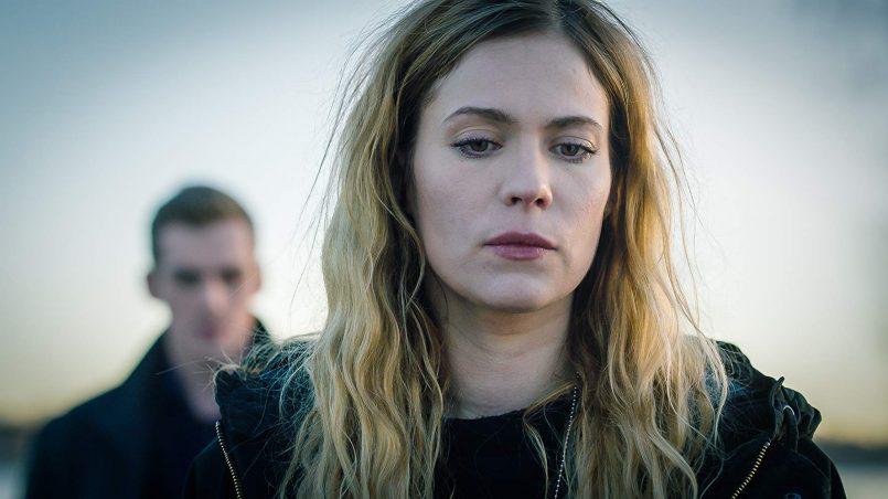 Kadr z serialu Karppi, 2018.