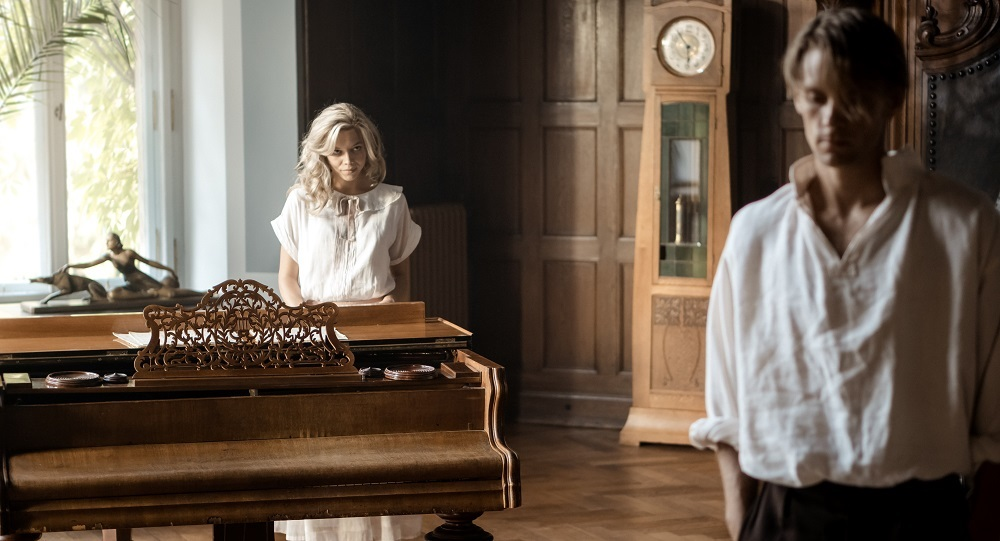 Kadr zfilmu Kamerdyner, reż. Filip Bajon, 2018.