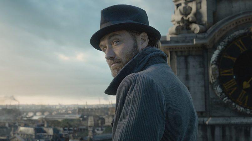 Kadr z filmu Fantastyczne Zwierzęta: zbrodnie Grindelwalda, reż. David Yates, 2018.