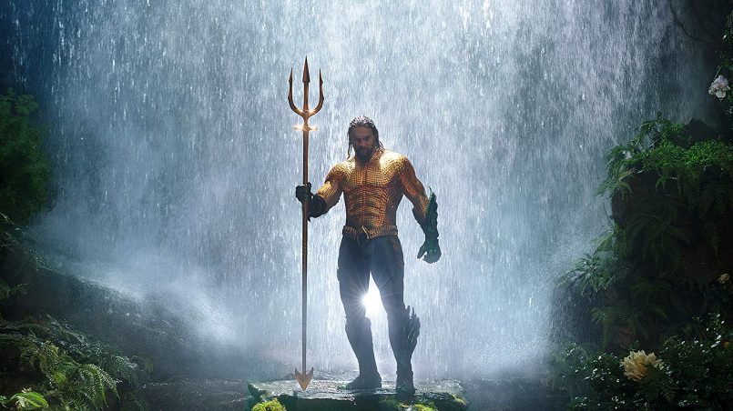 Kadr z filmu Aquaman, reż. James Wan, 2018.