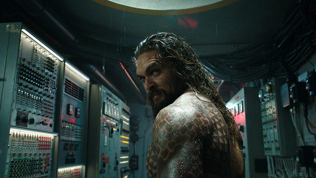 Kadr zfilmu <em>Aquaman</em>, reż. James Wan, 2018.