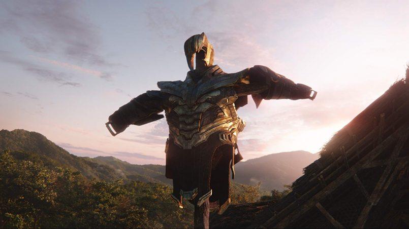 Kadr z filmu Avengers: Endgame, reż. Joe i Anthony Russo, 2019.