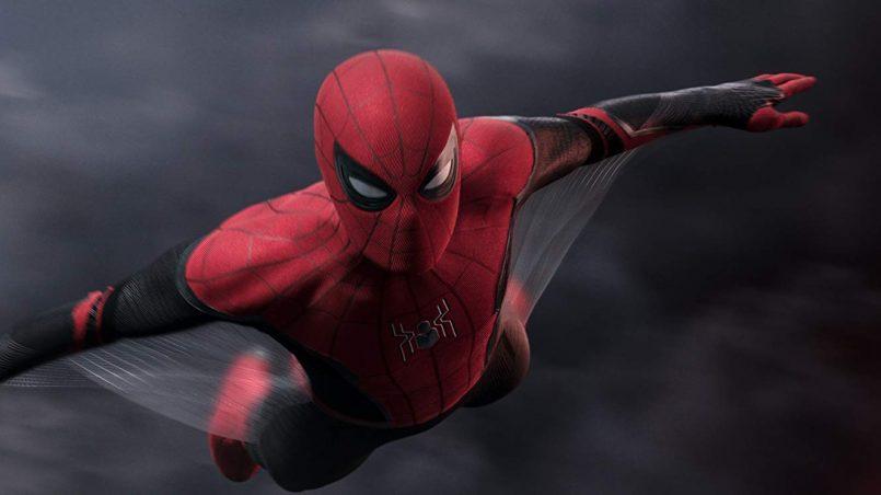 Kadr z filmu Spider-Man: Daleko od domu, reż. Jon Watts, 2019.
