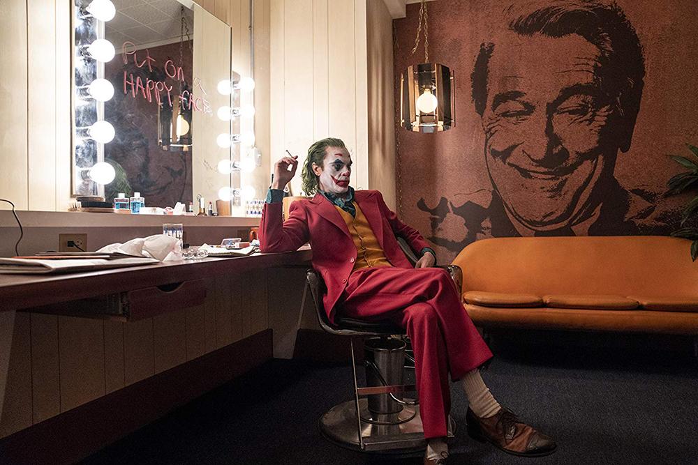 Kadr zfilmu Joker, reż. Todd Phillips, 2019.