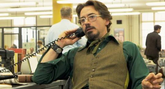 Kadr zfilmu <em>Zodiak</em>, reż. David Fincher, 2007.
