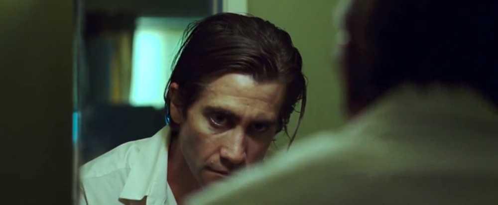 Kadr zfilmu <em>Wolny strzelec</em>, reż. Dan Gilroy, 2014.