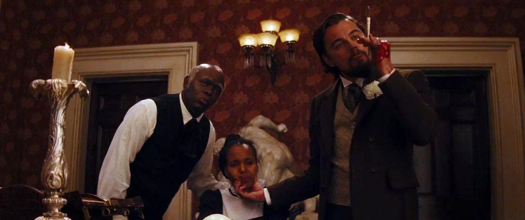 Kadr zfilmu <em>Django</em>, reż. Quentin Tarantino, 2012.
