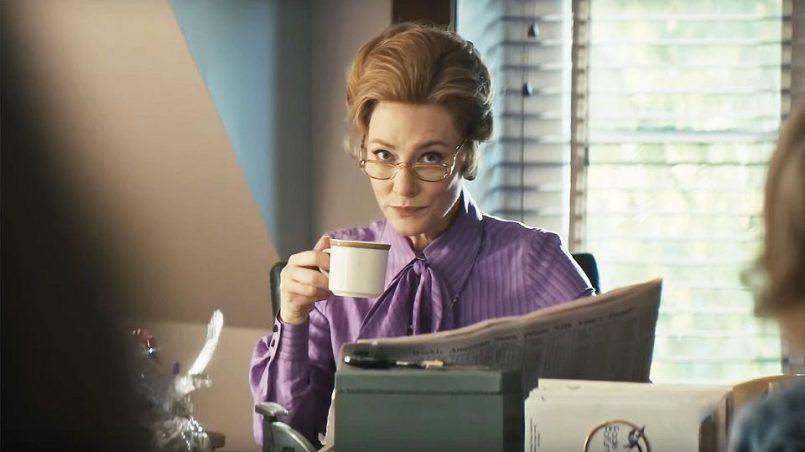 Kadr z serialu Mrs. America, 2020.