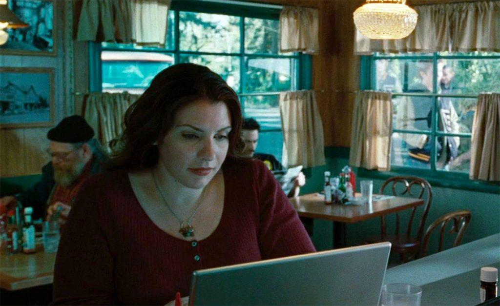 Stephenie Meyer wfilmie <em>Zmierzch</em>, reż. Catherine Hardwicke, 2008.