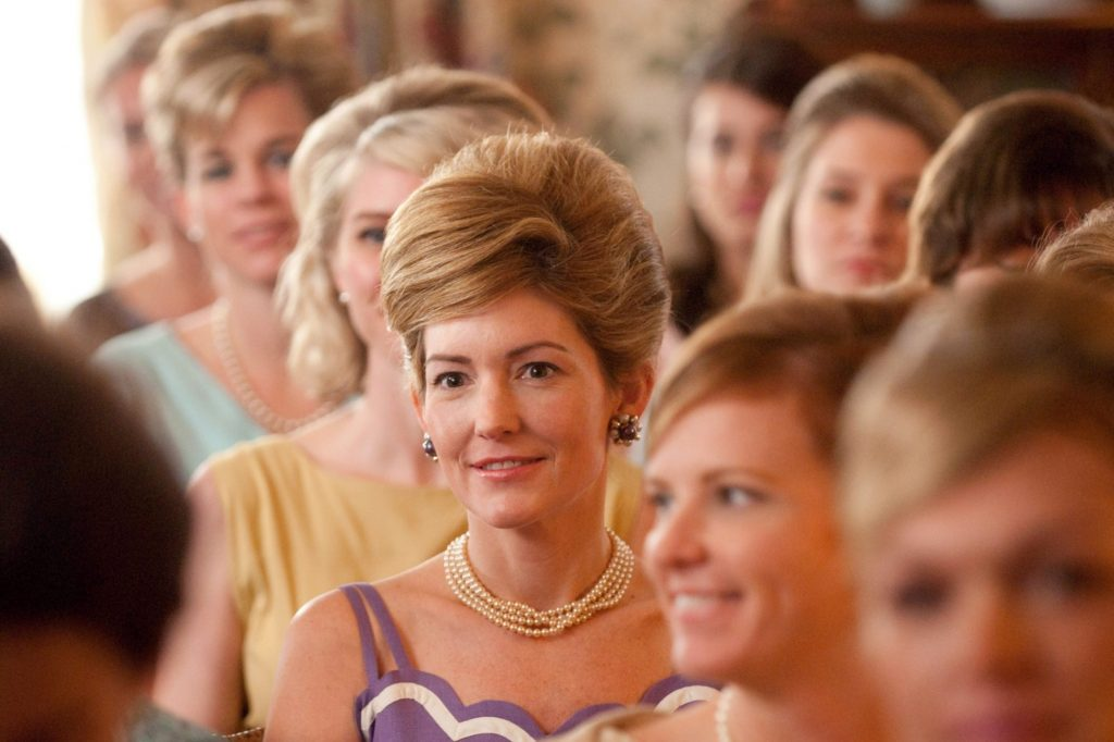 Kathryn Stockett wfilmie <em>Służące</em>, reż. Tate Taylor, 2011.