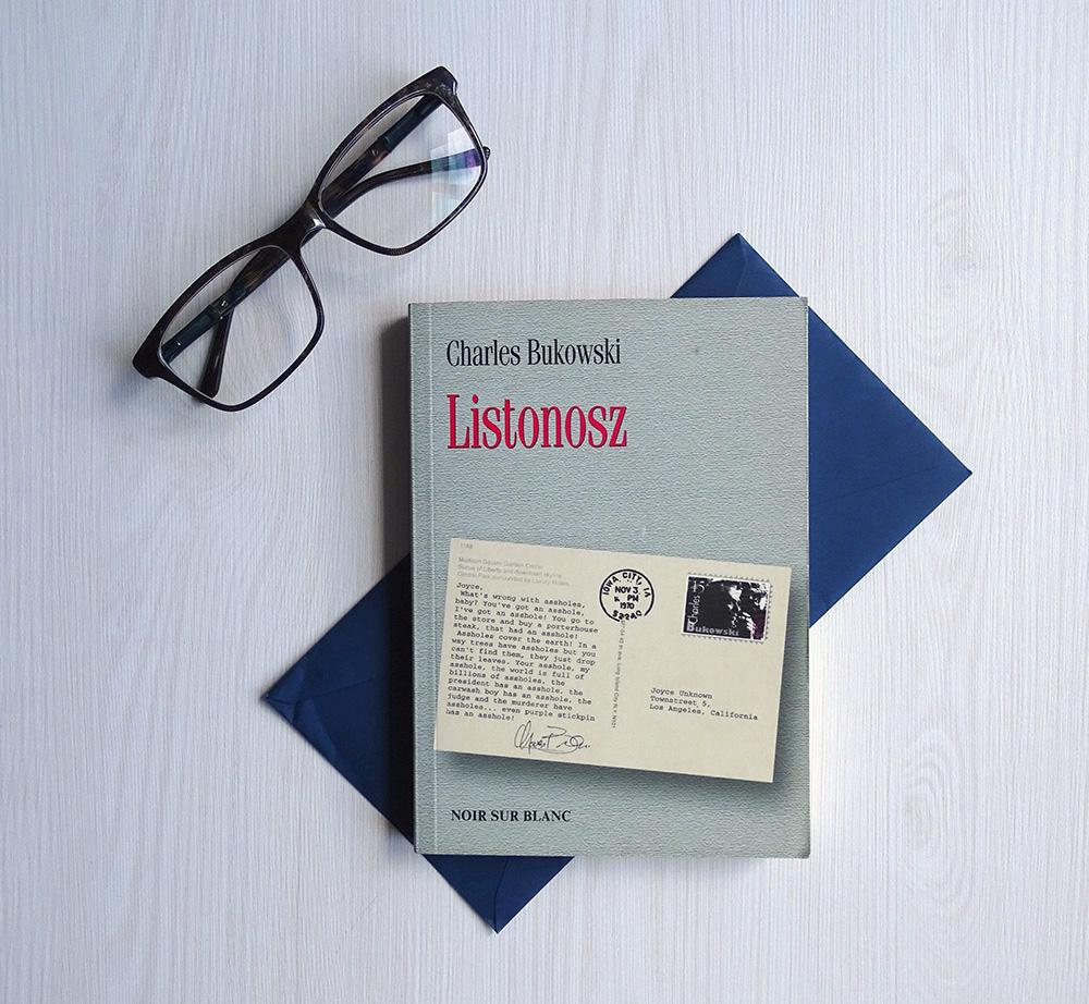 jak czytać bukowskiego - listonosz