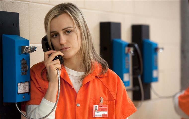 Kadr z serialu <em>Orange is the new black</em>.