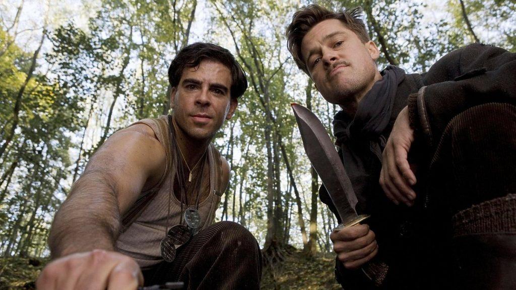 Kadr zfilmu <em>Bękarty wojny</em>, reż. Quentin Tarantino, 2009.