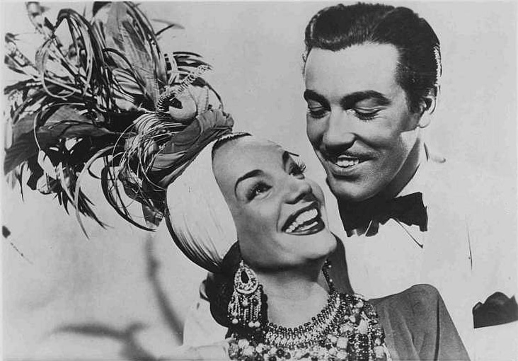 Kadr zfilmu <em>The Bronze Screen: 100 Years of the Latino Image in Hollywood Cinema</em>, 2002.