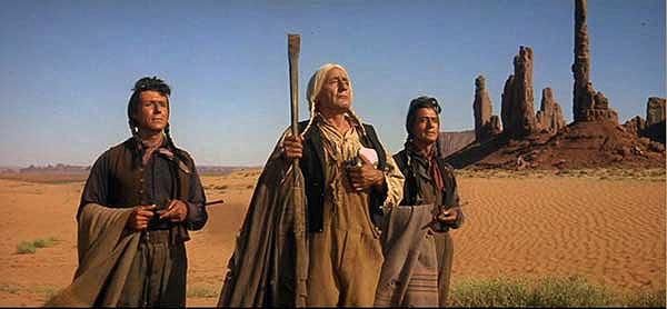 Kadr zfilmu <em>Reel Injun</em>, 2009.