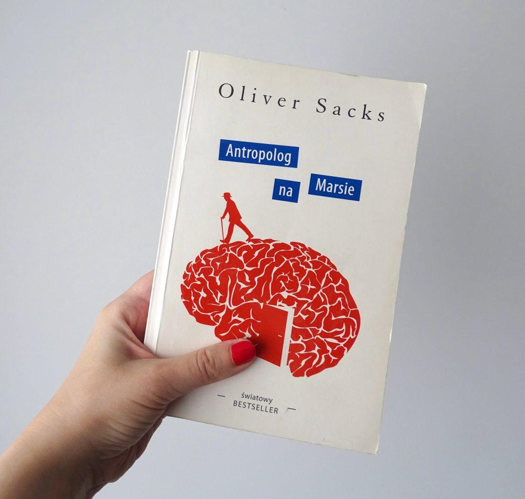 książki omózgu sacks