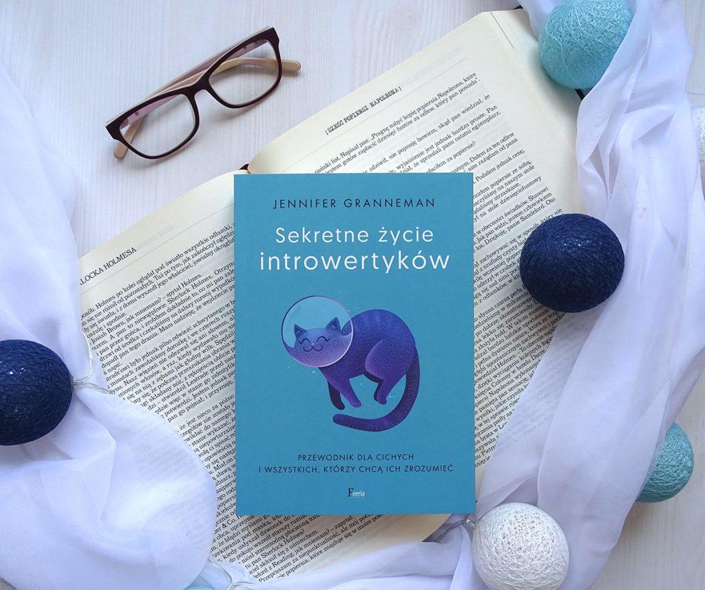 okładka książki Sekretne życie introwertyków