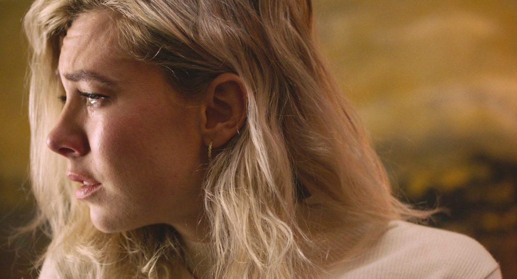 Kadr zfilmu <em>Cząstki kobiety</em>, reż. Kornél Mundruczó, 2020.
