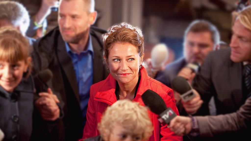 Kadr zserialu <em>Borgen</em>, 2010-2013.